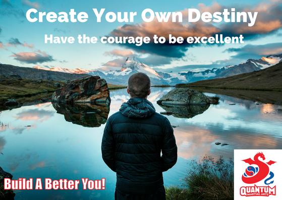 QMA - Create Your Own Destiny 1