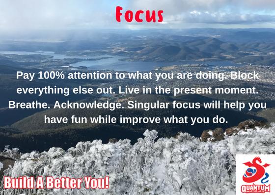 QMA - Focus