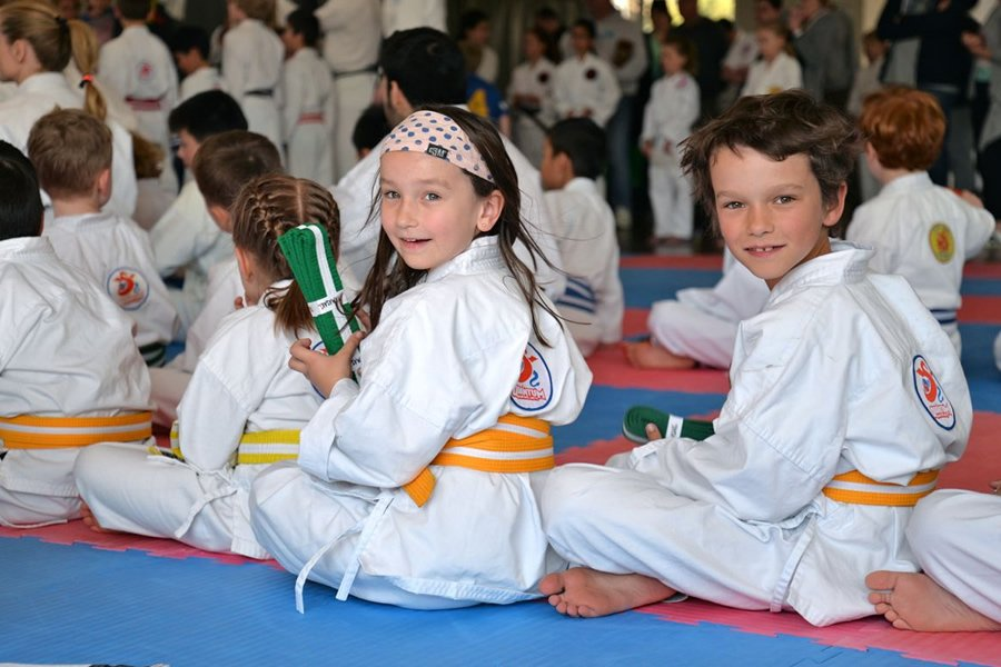 Martial Arts 7-8 years old