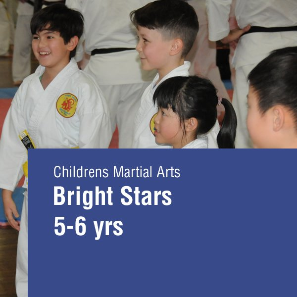 Childrens Martial Arts ages 5-6