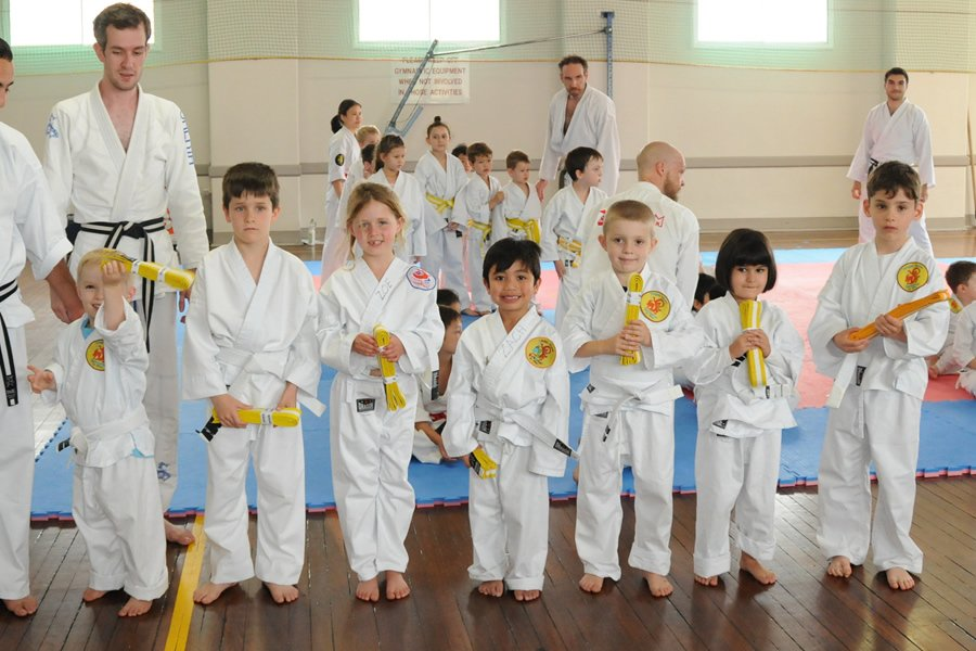 Martial Arts 3-4 years old