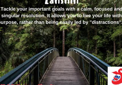 QMA - Zanshin - Blog